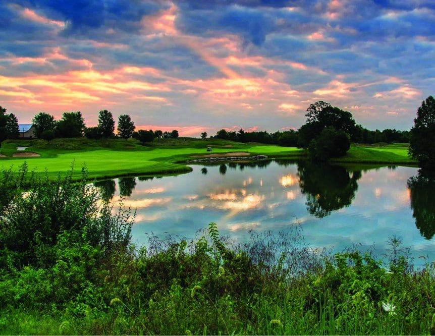 Annbriar Golf Course Waterloo IL