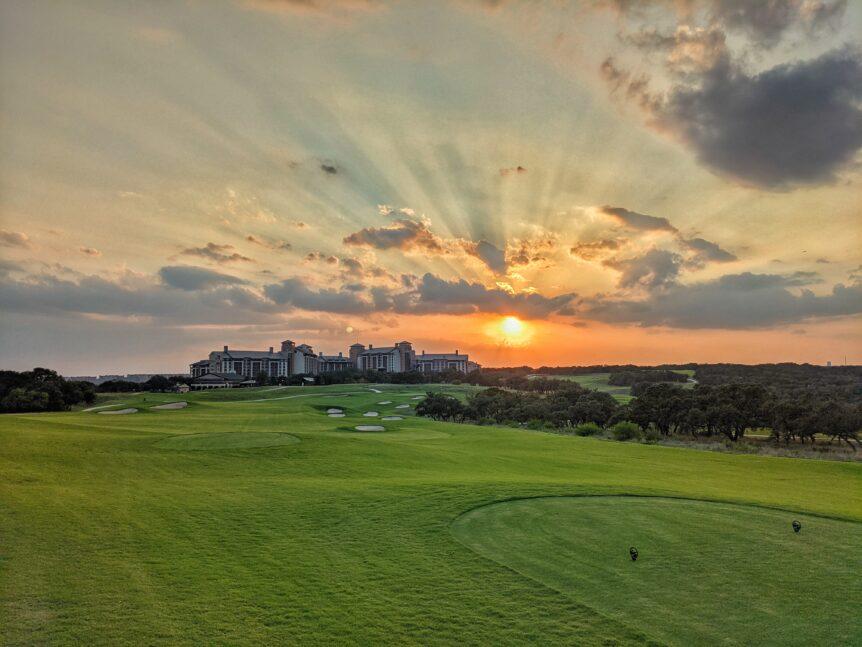 TPC San Antonio golf tournament