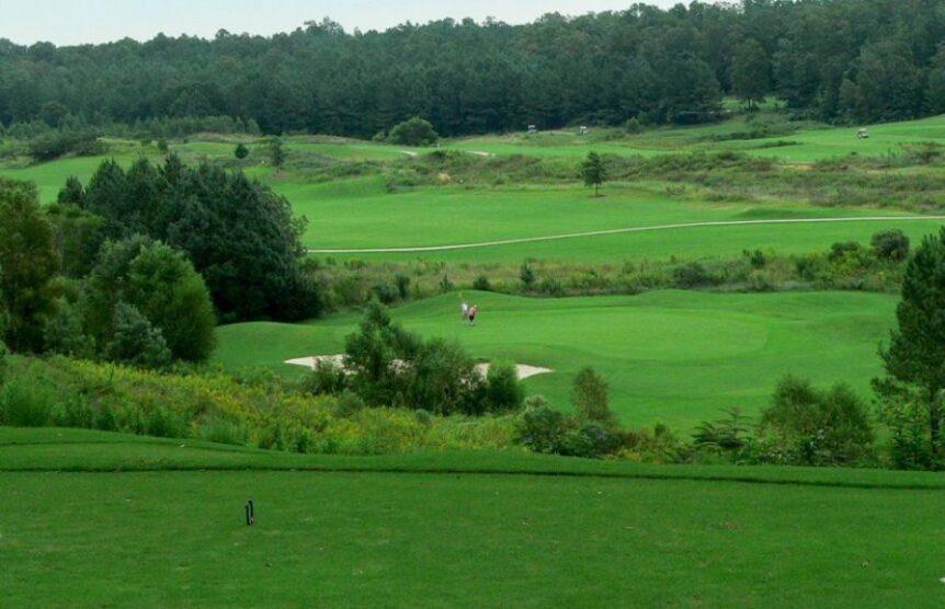 Amateur Golf Event Play