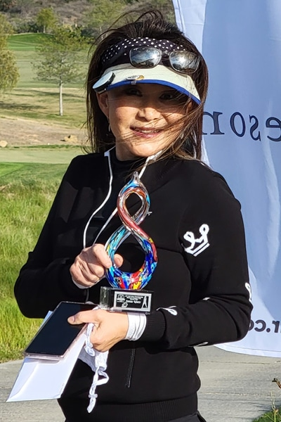 Women in Golf Amateur Players