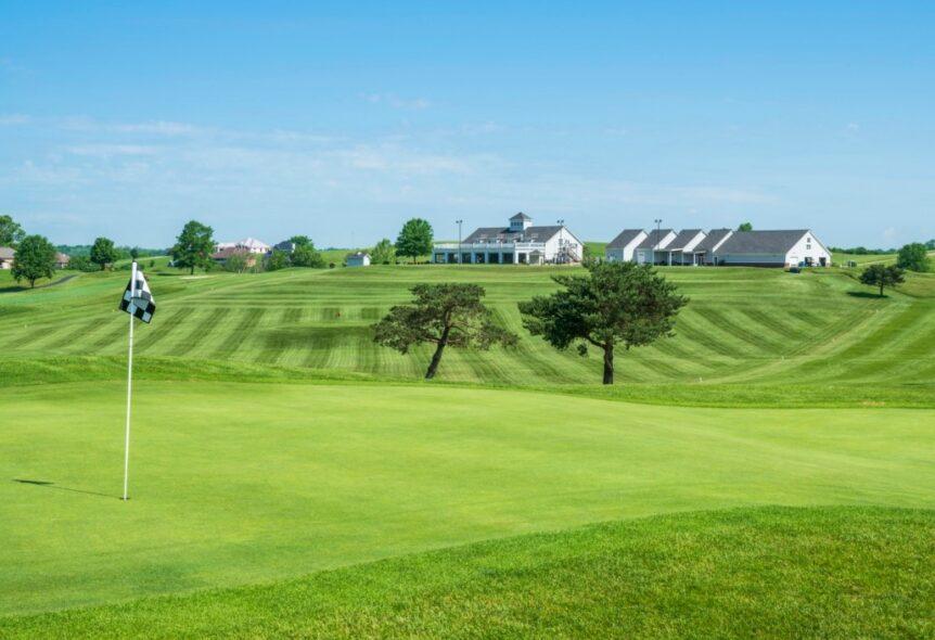 amateur golf tour event