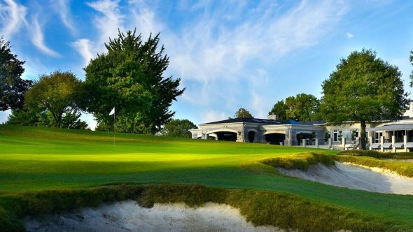 Golf Country Club Amateur players