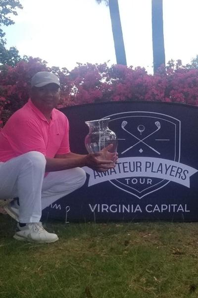 Golf Tournament Virginia Capital Winner