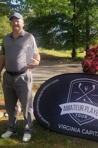 Birkdale Golf Club Amateur Players Tour Winner