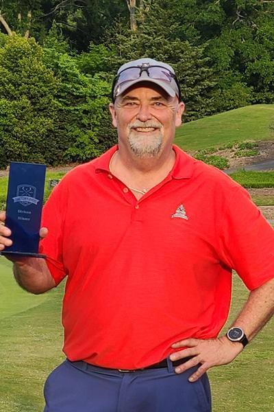 Golf Tournament Amateur Winner