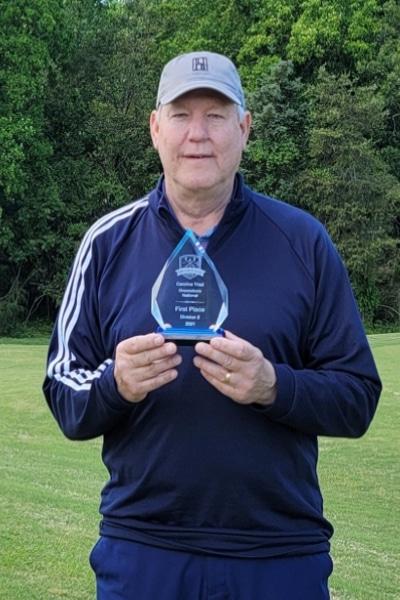Amateur Golf Tournament Winner