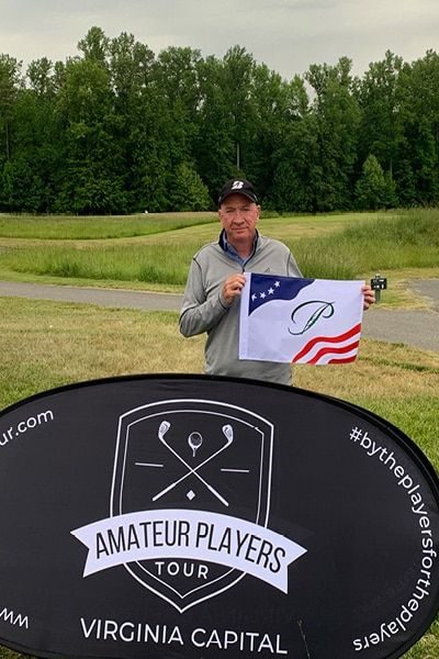 Dave Baca Hole in One Winner at Pendleton