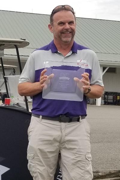 Golf Event Winner Pendleton Golf Course Virginia