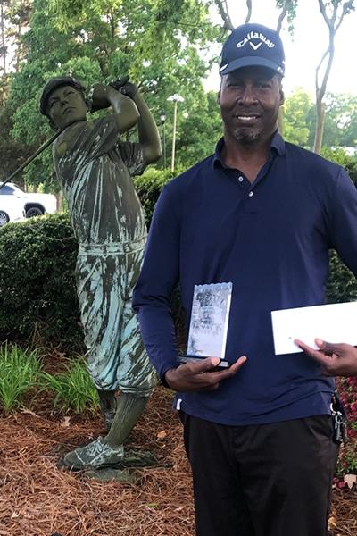 Golf Tournament Winner Amateur Players