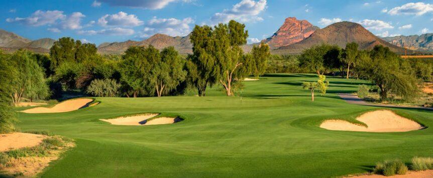 Talking Stick Golf Club Amateur Players Tour Phoenix