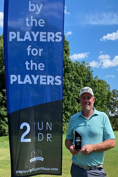 Amateur Players Tour Upstate South Carolina Winner