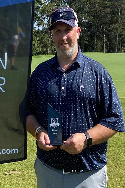Upstate South Carolina Amateur Golf Winner
