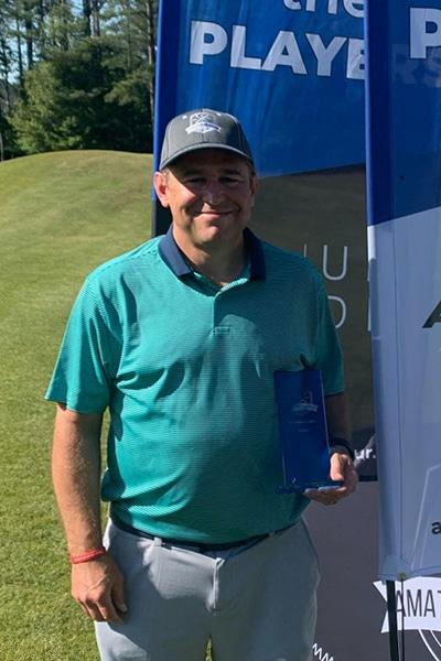 Winner Division 4 Golf Tournament South Carolina