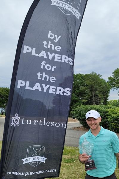Golf Tournament Winner Amateur Players carolina triad