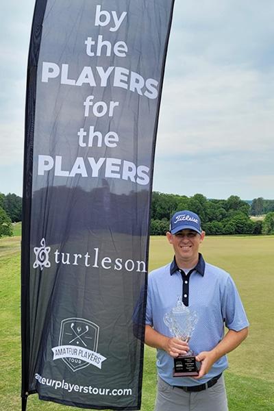 Amateur Golf Tournament Winner Carolina