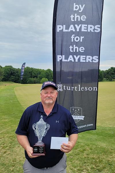 Winner Golf Tournament Carolina Triad