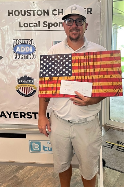Amateur Players Tour Golf Tournament Winner Houston