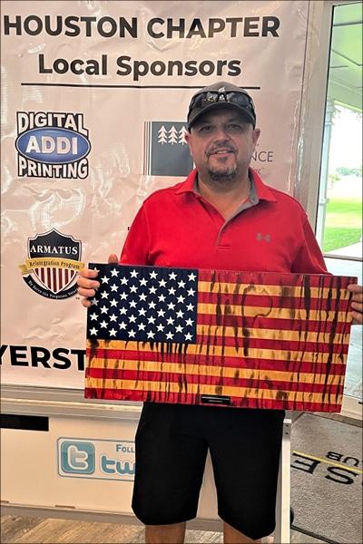 Winner Amateur Players Tour Golf Tournament Texas