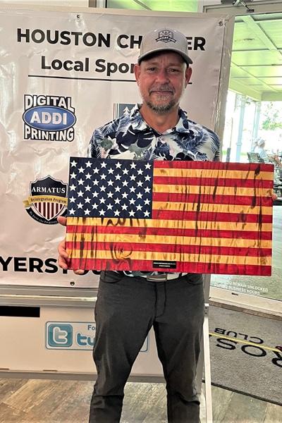 Amateur Players Tour Houston Texas Winner