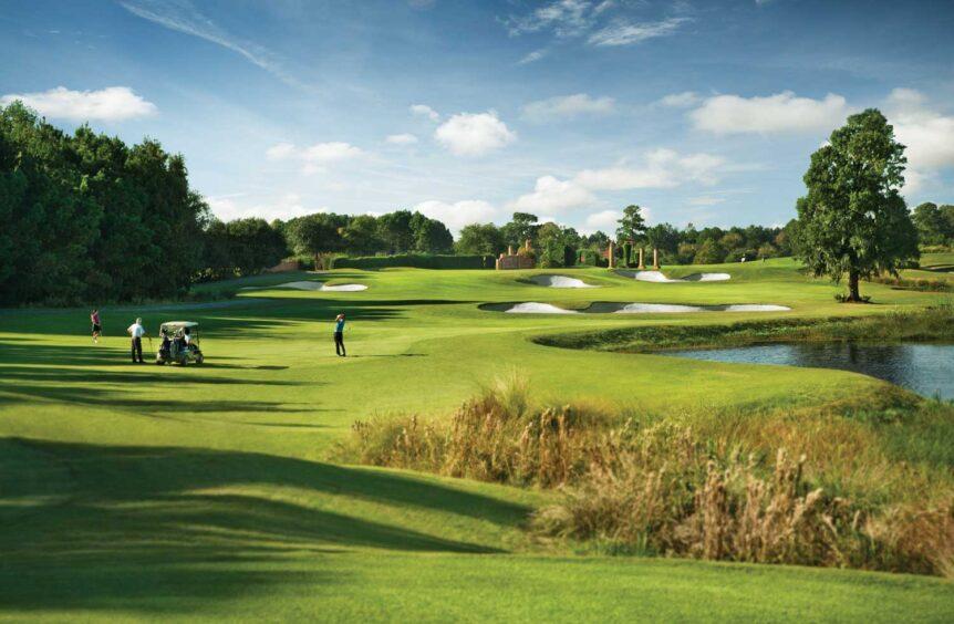Myrtle Beach Amateur Players Tour at Love Course