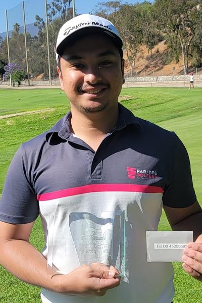 Pasadena California Amateur Golf Tournament