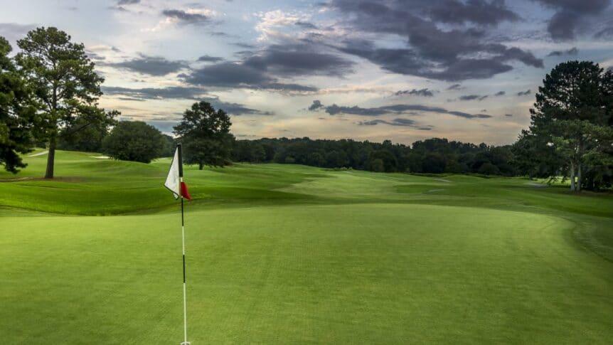 Amateur Players Tour Golf Tournament Chateau Elan