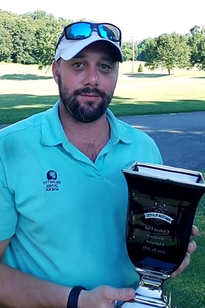 Amateur Players Tour Golf Event Winner Georgia