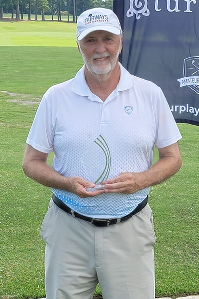South Carolina Amateur Golf Tournament Winner