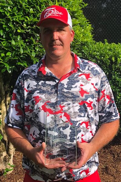 Golf Tournament Winner Council Fire Club