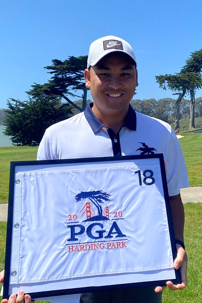 TPC Harding Park Winner Amateur Players Tour