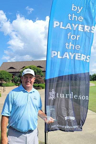 Amateur Players Tour at Hasentree Country Club Golf Event Winner