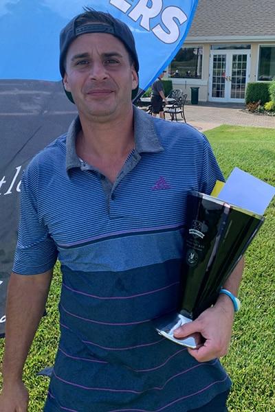 Winner Golf Tournament New York Amateurs