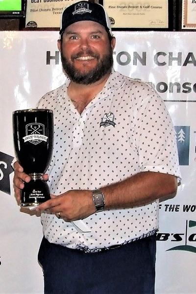 Jody Barrett Amateur Players Tour Golf Tournament Winner Pine Dunes