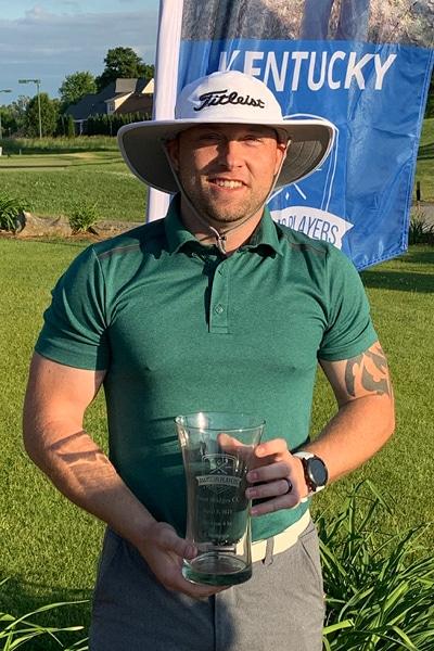 Golf Tournament Winner Kentucky Amateur Players Tour