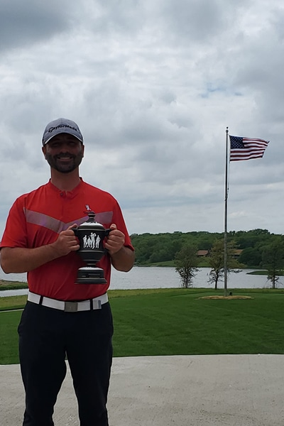 Amateur Players Tour Golf Tournament winner Missouri