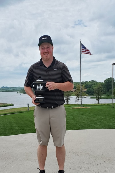 Golf Tournament Amateur Players Event Kansas