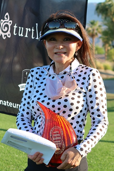 Women in golf California Nationals Amateur Golf