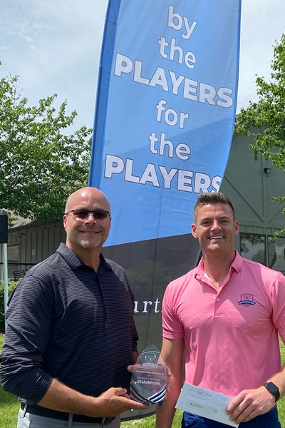 Golf Tournament Iowa City Iowa Amateur Players Tour