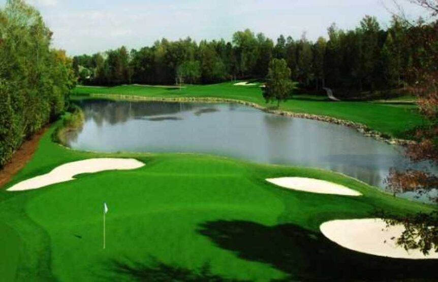 Amateur Players Tour at River Run CC in North Carolina