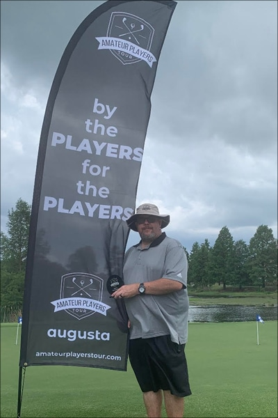 Golf Tournament Augusta Georgia Amateur Players Tour