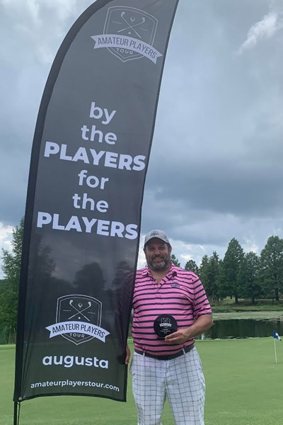 Golf week Augusta Georgia Tournament