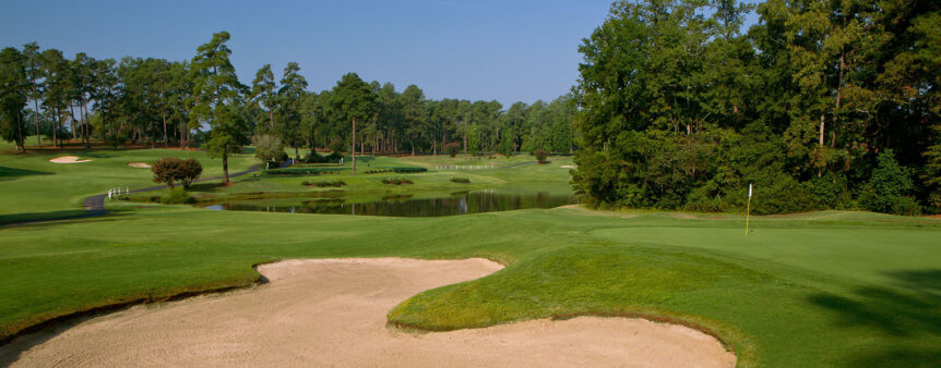Amateur players tour at Forest Hills Golf Course Augusta