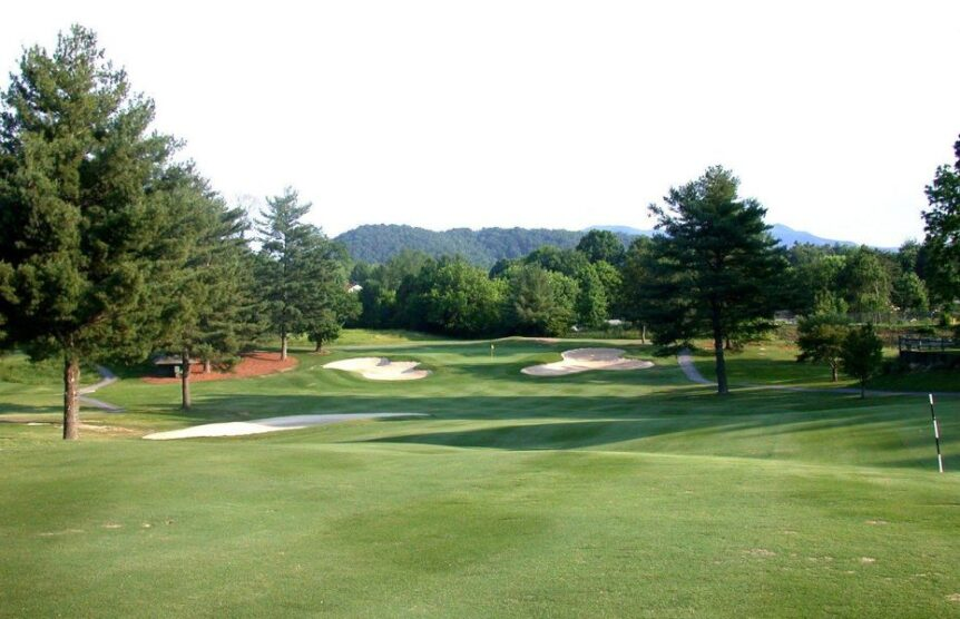 amateur players tour at Johnson city country club