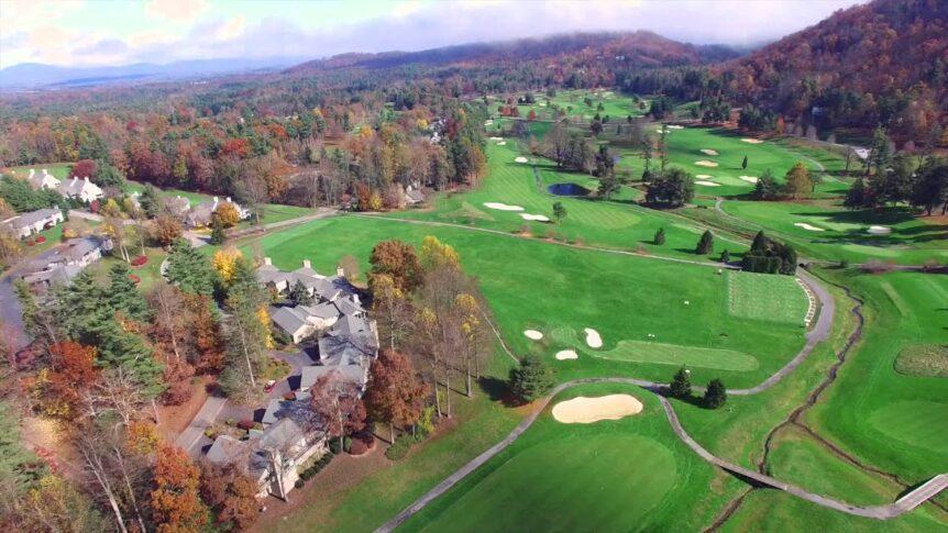 amateur players tour at Kenmure CC North Carolina