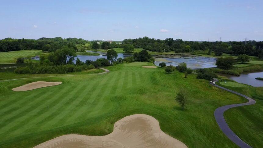 Amateur players tour at Stonewall Golf Club Virginia