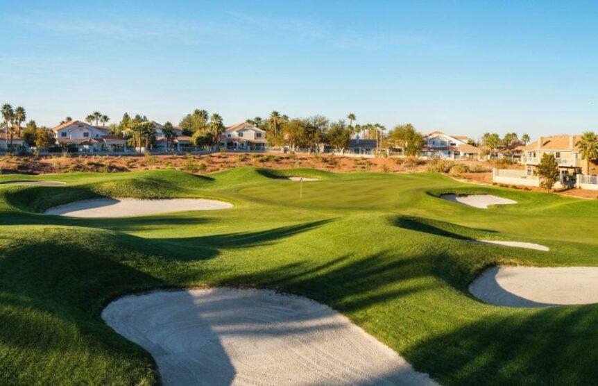 Amateur Players Tour at Sin City Golf tournament