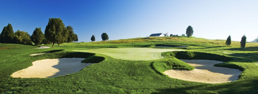 amateur players tour at French Lick Hill Course