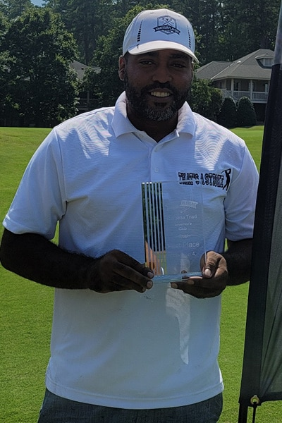 amateur players tour golf tournament in North Carolina