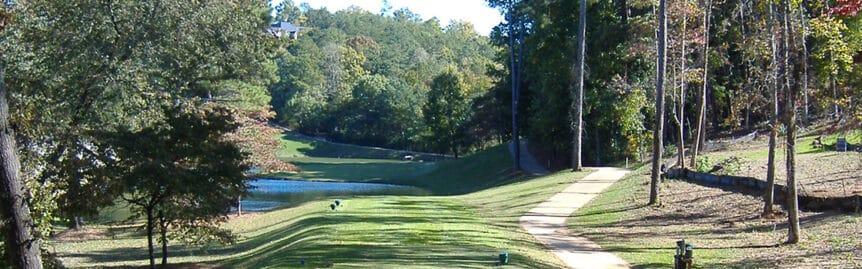 amateur players tour at Gunter's Landing Alabama