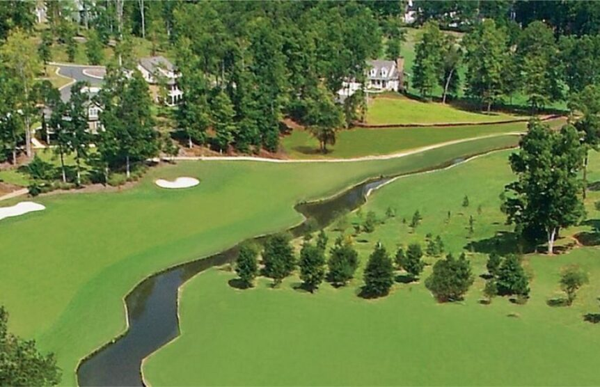 amateur players tour at Harbor Club in Greensboro GA